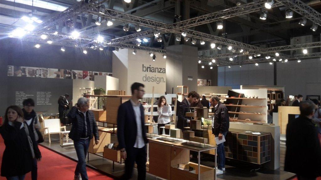 Report salone del mobile 2016 cfm centro finitura metalli for Fiera del mobile bergamo 2016